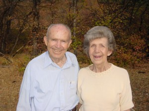 Jesse and Artha Robinson